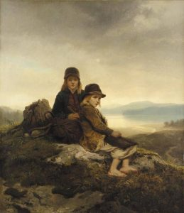 kjente kunstnere maleri